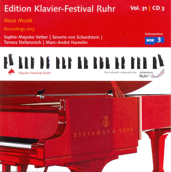 Cover Klavierfestival-Ruhr CD3